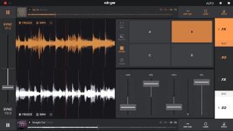 edjing PRO - Music DJ mixer