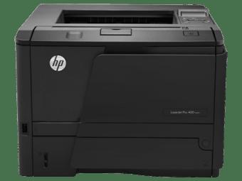 HP LaserJet Pro 400 Printer M401n drivers