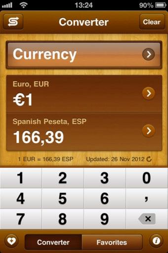 GlobeConvert Currency  Units