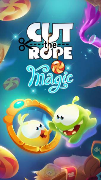 Cut the Rope: Magic GOLD