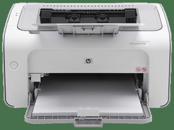 HP LaserJet Pro P1102 Printer drivers