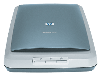 HP Scanjet 3670 Scanner series drivers