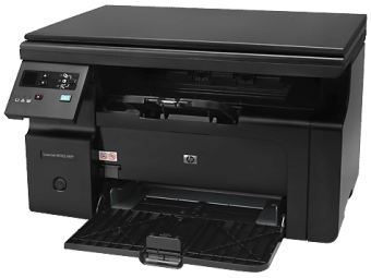 HP LaserJet Pro M1132 Multifunction Printer drivers