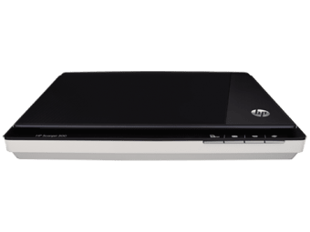 HP Scanjet 300 Flatbed Scanner drivers