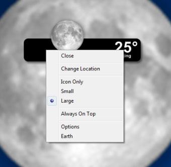 Desktop Weather