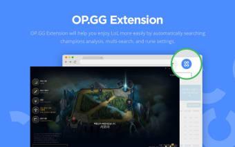 OP.GG Extension
