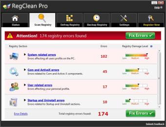 Systweak Regclean Pro