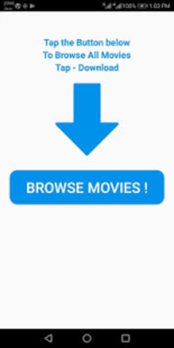 Free HD Movies Browser and Downloader