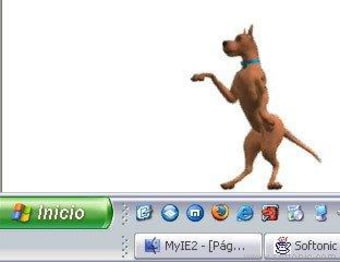 Scooby-Doo Dancer