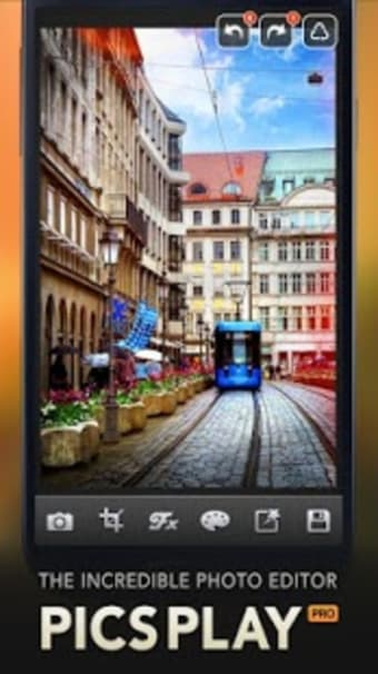 PicsPlay - Photo Editor