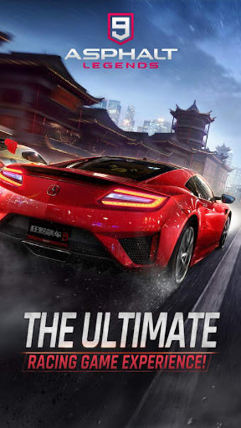 Asphalt 9: Legends - Epic Car Action Racing Game