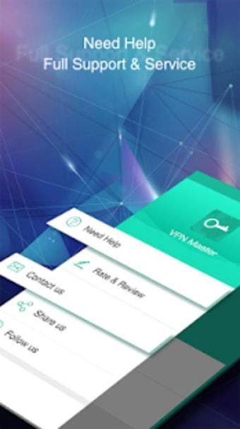 VPN KEY - Free VPN Proxy Fast Secure  Unlimited