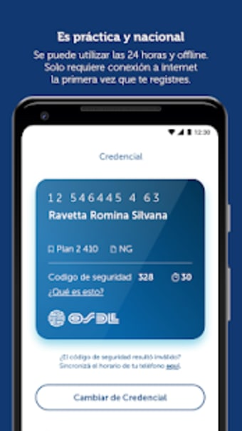 Credencial Digital OSDE