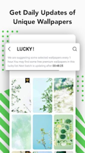 NoxLucky - HD Live Wallpaper Caller Show 4D 4K