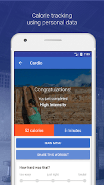 HIIT  Cardio Workout by Fitify