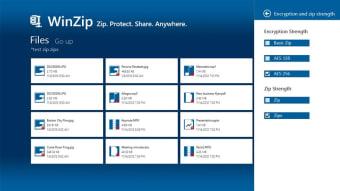 WinZip para Windows 10