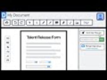 DocHub - Edit and Sign PDF Documents