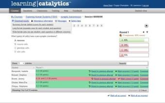 Learning Catalytics