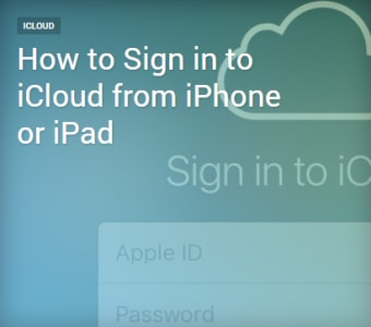 iCloud Remover Tool