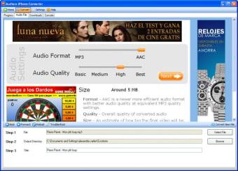 Audioro iPhone Converter