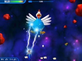 Chicken Invaders III