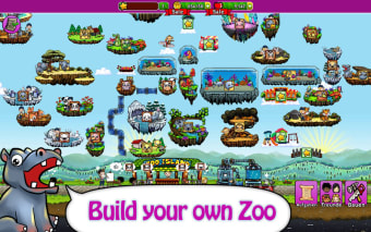 Zoo Island - build your zoological park