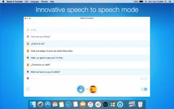 Speak & Translate Live Voice and Text Translator
