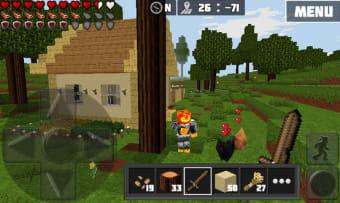 WorldCraft: 3D Build  Block Craft