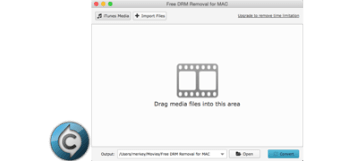 Free DRM Removal for Mac