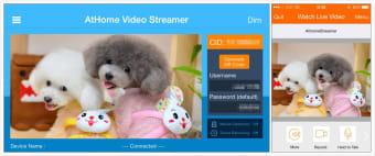 AtHome Video Streamer