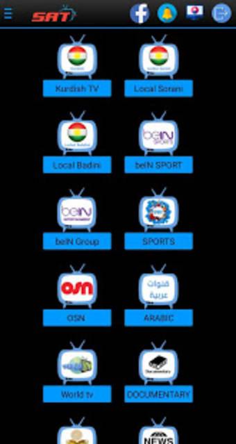 SAT TV HD