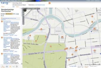 Bing Maps