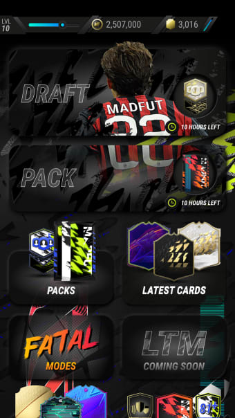 MAD FUT 22 Draft & Pack Opener