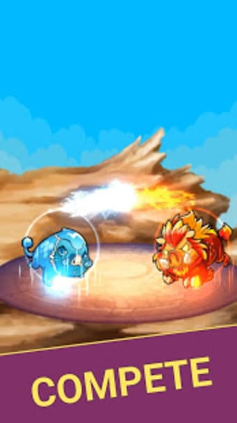 Monsters Duel GO