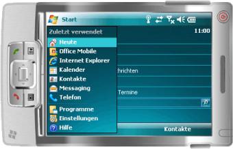 Microsoft Device Emulator V2
