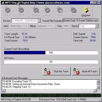 MP3 Strip It! Digital