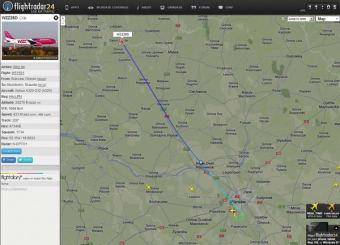FlightRadar24