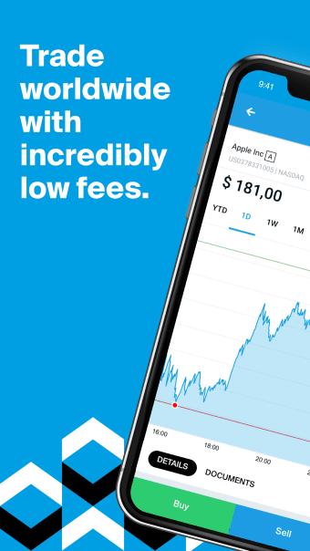 DEGIRO - Online Stock Trading - Shares Dealing