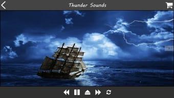 Thunderstorm & Rain Sound Deep Relax Melodie