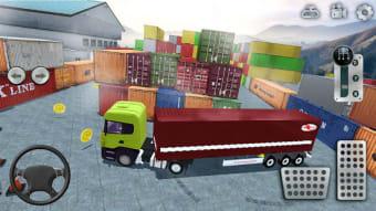 3D Truck Parking Simulator 2019: Real Truck Games