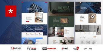 Nestin - Real Estate & Single Property