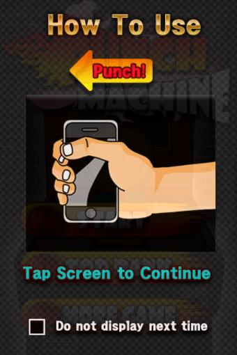 Punch Machine