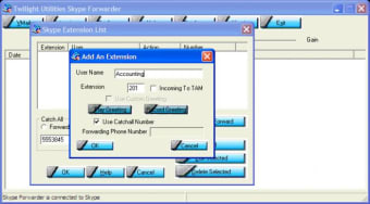 Skype Forwarder
