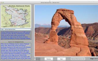 3D National Parks