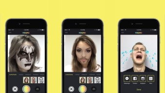 MSQRD — Live Filters for Video and Photo Selfies