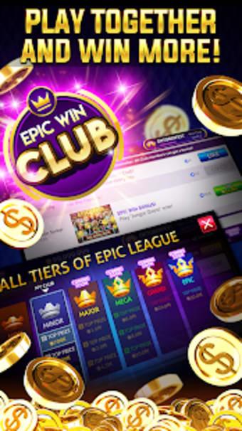 Club Vegas - FREE Slots  Casino Games