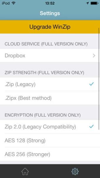 WinZip: 1 zip  unzip tool