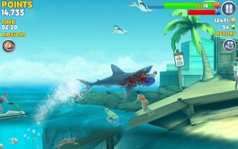 Hungry Shark Evolution mod
