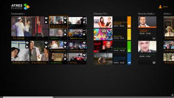 Atresplayer para Windows 10