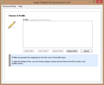 Super Flexible File Synchronizer